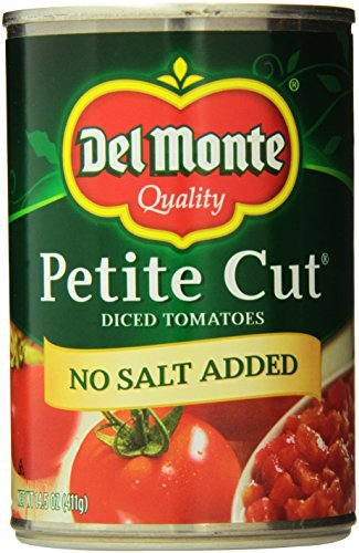 del-monte-petite-diced-tomatoes-no-salt-145-ounce-by-del-monte