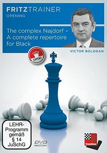 Preisvergleich Produktbild The complex Najdorf von Viktor Bologan - A complete repertoire for Black