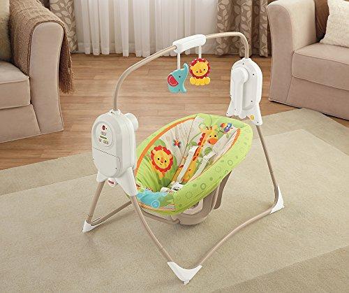 Fisher Price BFH05 hamaca para bebés electrica - 6