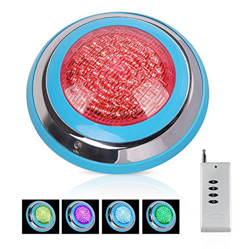 Foco piscina LED multicolor RGB 48w IP68
