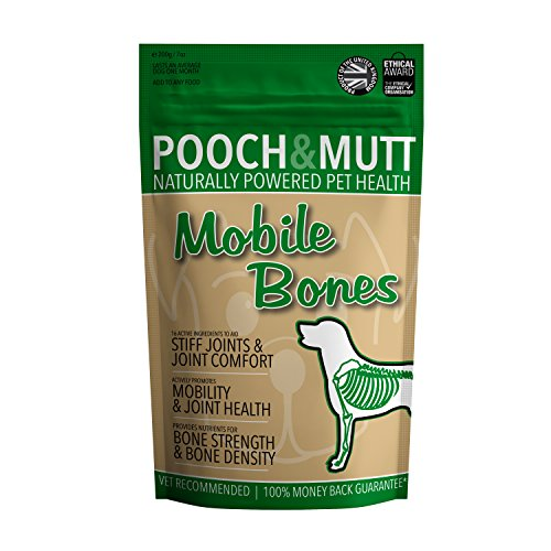 pooch-mutt-mobile-bones-health-supplement-for-dogs-200g