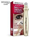 Roll Ball Eye Essence Anti-Falten-Creme entfernen Augenringe mit feuchtigkeitsspendender Augencreme