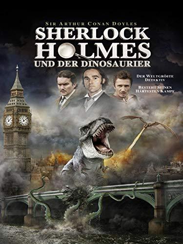 Sherlock Holmes und der Dinosaurier
