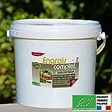 Agro Sens Engrais Biologique Complet pour Légumes, Fleurs, Fruits Seau ...