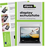dipos I 2x Screen Protector matte compatible with Medion