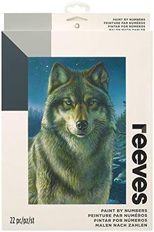 Reeves 486237 Peinture par numéro, Papier, NC, NC, NC, Medium B0718YZ59H e85c54