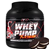 WHEY PUMP X-TREME 1.8KG BISCUIT mass growth muscle gain protein mass building bodybuilding BY TREC NUTRITION M