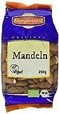 Morgenland Europäische Mandeln 250g Bio Nüsse, 2er Pack (2 x 250 g)