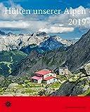 Hütten unserer Alpen 2019