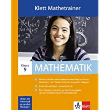 Klett Mathetrainer. 9. Schuljahr. CD-ROM für Windows 2000/7/Vista/XP: Lehrwerksbegleitende Schülersoftware passend zu den Lehrwerken Lambacher-Schweizer, Schnittpunkt, Einblicke, mathe live