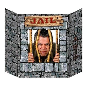 idealWigsNet Gefängnis-Stand-In-Foto-Stütze - 94cm