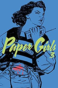 Paper Girls nº 03 par K.%Vaughan