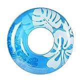 Cheetah beating Sommer Erwachsene Männer und Frauen Sicher Aufblasbaren Schwimmring Mehrfarben,Blue