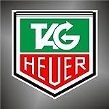 Aufkleber - Sticker Tag Heuer Sport auto rally formula 1 racing sticker