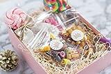 300g handgemachte Süßigkeiten Überraschungsbox. Bonbons, Lutscher, Weihnachten, vegan, Geschenk, Süßigkeit, Gastgeschenk, Firmengeschenk, Candy, Bonbon