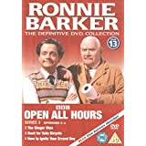 Ronnie Barker Open All Hours Series 3 Ep 2-4 DVD