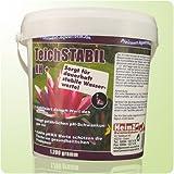 TeichStabil 1,2 kg erhöht KH und stabilisiert pH-Wert