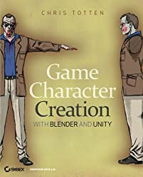 Game Character Creation w/Blender Unity