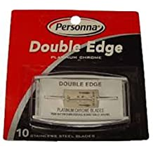 Personna Double Edge - 10 Pack