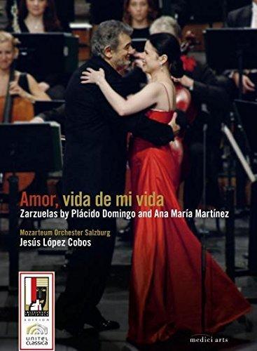 Amor, Vida Mi Vida - Zarzuelas with Placido Domingo