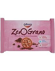 Galbusera Zero Grano Frollini con Gocce di Cioccolato senza Glutine - 300 gr