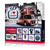 Coffret cadeaux I love London - Coffret YOUKADO - I Love London Premium