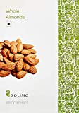 #5: Amazon Brand - Solimo Premium Almonds, 1kg