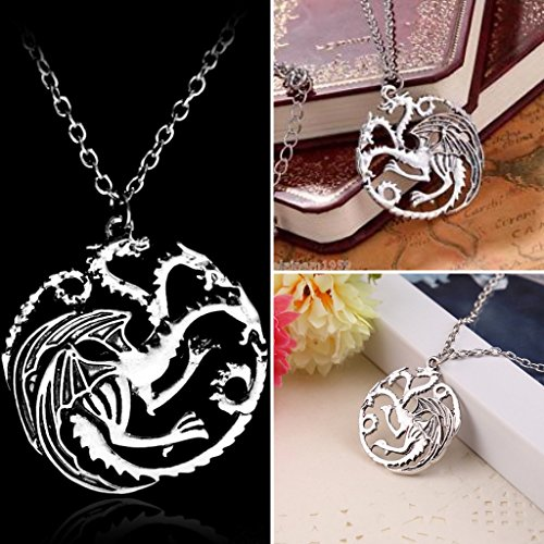 Game-of-Thrones-Dragon-Chain-Necklace-56cm-A-Song-of-Ice-and-Fire-Targaryen-Daenerys-by-PARADIZE