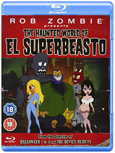 Rob Zombie Presents The Haunted World Of El Superbeasto [Edizione: Regno Unito] [Edizione: Regno Unito]