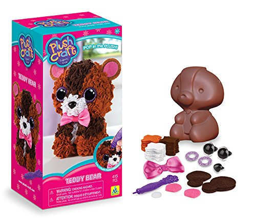 (Orb Factory 621438 - Plush Craft Bear 3D-Figur, Plüsch)
