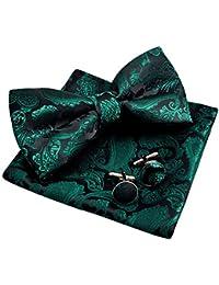 2f3d08517906 Amazon.co.uk: Green - Ties, Cummerbunds & Pocket Squares ...