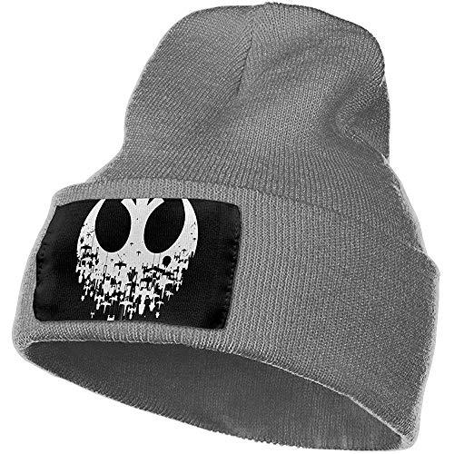 Dale Hill Flugzeug Unisex Winter Kintted Beanie Hut Schädel personalisierte Hüte