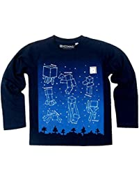 Unbekannt - Camiseta de manga larga - para niño