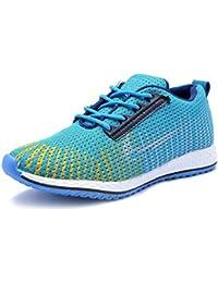 LINKING Fashion,s Trace-Rocker W Blue Outdoor Shoes for Men\\Women\\boy\\Girls