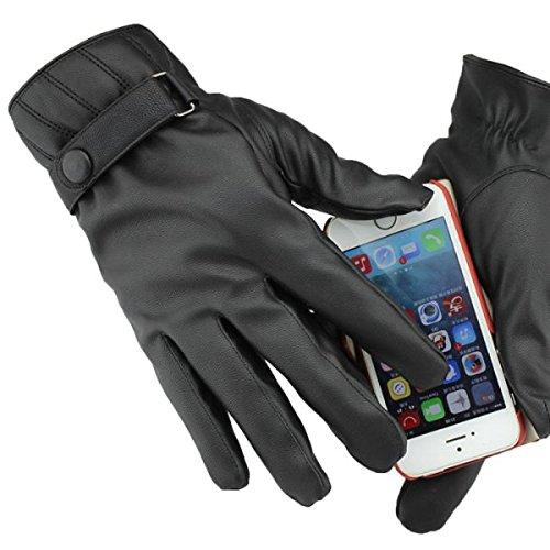 MXBIN Guanti caldi touch screen da guida moto full finger Nuova decorazione dei pezzi di ricambio