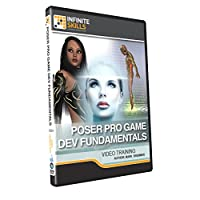 Poser Pro Game Dev Fundamentals - Training DVD