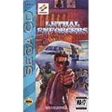 Lethal Enforcers Box - Sega CD - US