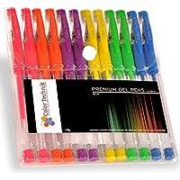 Penne dai colori Neon Technik, Set da