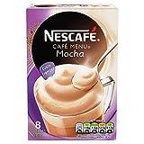 Nescafé Menú Cafe Mocha - 3 x 8 bolsitas