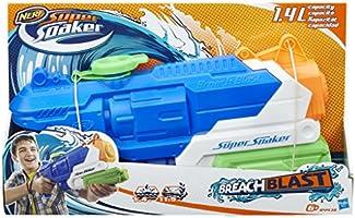 Hasbro Super Soaker B4438EU4 - Breach Blast, Wasserpistole