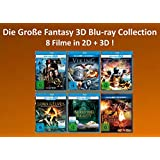 Die Große Fantasy 3D Blu-ray Collection