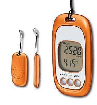 3D Schrittzähler Fitty No 1 SE (orangemetallic)
