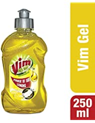 Vim Concentrated Gel - 250 ml