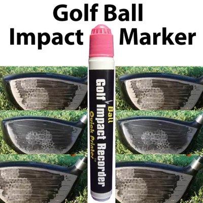 Schnelle Drucker Golf Ball Auswirkungen Marker Schnelle Drucker Golf Club Head