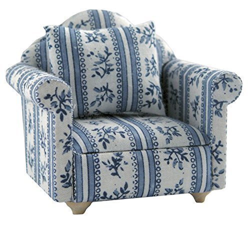 1-12th-scale-blue-dolls-house-armchair-furniture-streets-ahead