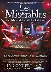 Les Miserables - The 25th Anniversary in Concert at the O2 [DVD]