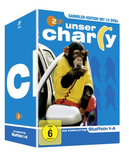 Staffel 1-4 - Sammleredition (12 DVDs)