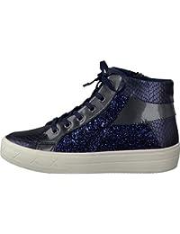 Mesdames Sneaker 36 37 38 39 40 41 Marine glam Tamaris Tendance 1-25206- b5efbaf10984