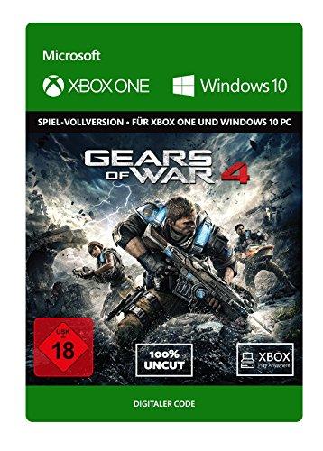 Preisvergleich Produktbild Gears of War 4 - Standard [Xbox One / Windows 10 PC - Download Code]