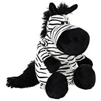 Heunec 453173 Zebra Floppy - White/Black